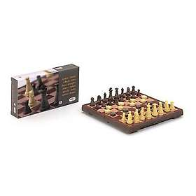 Magnetic Chess and Checkers (pocket)