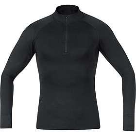 Gore Running Wear Half Zip Turtle Neck LS Shirt (Uomo)