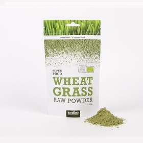 Purasana Wheat Grass Raw Powder Organic 200g