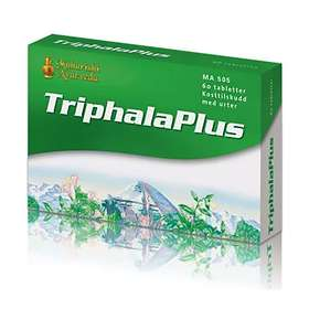 Maharishi Ayurveda Triphala Plus 60 Tabletter