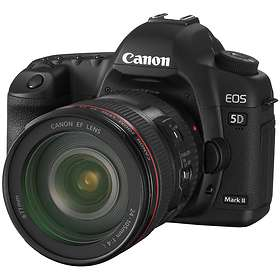 Canon EOS 5D Mark II + 24-105/4.0L IS USM