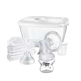 Tommee Tippee Closer To Nature Manual Set