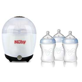Nuby Natural Touch One-Touch Electric Steam Sterilizer