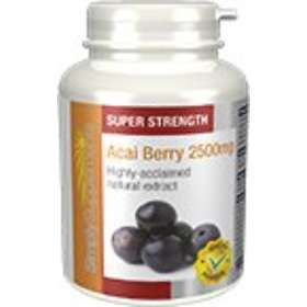 Simply Supplements Acai Berry 2500mg 120 Capsules