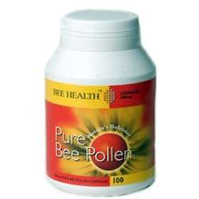 Bee Health Pure Bee Pollen 100 Capsules
