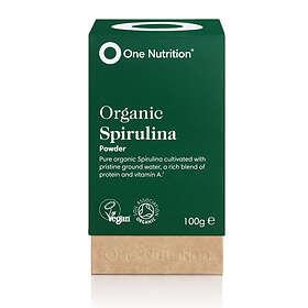 One Nutrition Organic Spirulina 100g