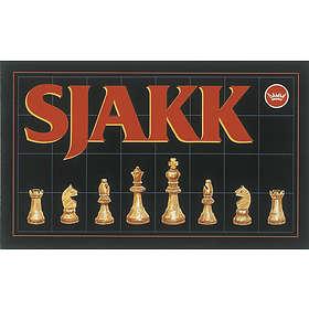 Sjakk (Damm Egmont)