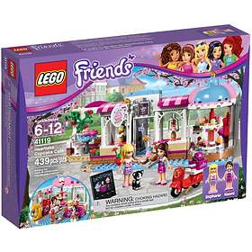 LEGO Friends 41119 Heartlakes Cupcakecafé