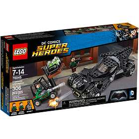 LEGO Super Heroes 76045 Kryptonitjakt