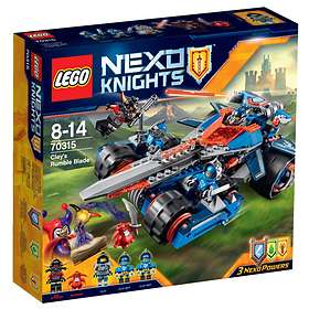 LEGO Nexo Knights 70315 Clay's Rumble Blade
