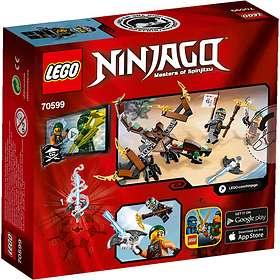 Dragon Le Cole Lego Ninjago 70599 De XuOPTikZ