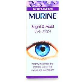 Prestige Brands Murine Bright & Moist Eyes 15ml