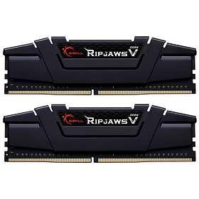 G.Skill Ripjaws V Black DDR4 3200MHz 2x8GB (F4-3200C14D-16GVK)
