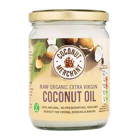 Coconut Merchant Organic Extra Virgin Coconut Oil 500ml
