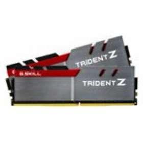 G.Skill Trident Z Silver/Red DDR4 3200MHz 2x8GB (F4-3200C14D-16GTZ)