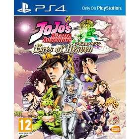 JoJo's Bizarre Advenure: Eyes of Heaven (PS4)