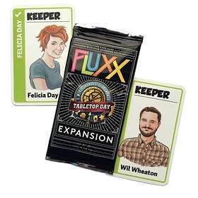 Looney Labs Fluxx: TableTop Day (exp.)