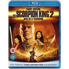 The Scorpion King 2: Rise of a Warrior (UK)