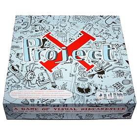 Parker Brothers Pictureka!: Project X