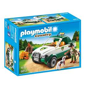 Playmobil Country 6812 Ranger Pick-Up