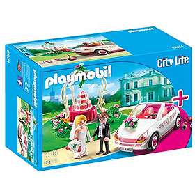 Playmobil City Life 6871 Starter Set Wedding