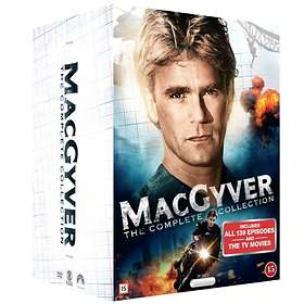 MacGyver - The Complete Collection