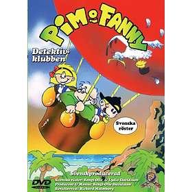 Pim o Fanny: Detektivklubben