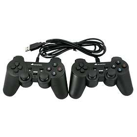 GameTech DualShock Dual Pack (PC)