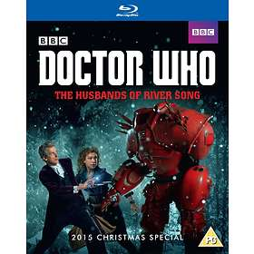 Doctor Who: The Husbands of River Song (UK)