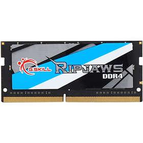 G.Skill Ripjaws SO-DIMM DDR4 PC19200/2400MHz CL16 16GB