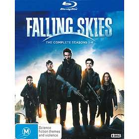 Falling Skies - Seasons 1-4 (AU)