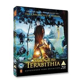 Bridge to Terabithia (2007) (UK)