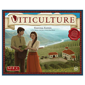 Stonemaier Games Viticulture (Essential Edition)