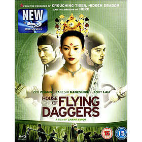 House of Flying Daggers (UK)