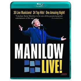 Barry Manilow: Manilow Live !