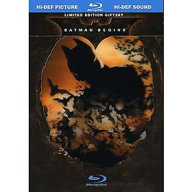 Batman Begins - Limited Edition Gift Set (US)