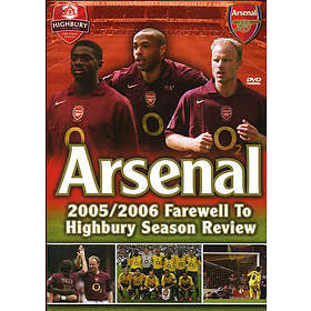 Arsenal - Season Review 2005/2006 (UK)