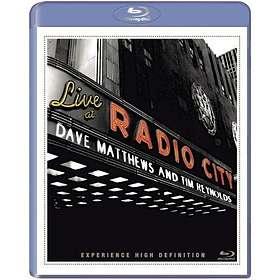 Dave Matthews: Dave Matthews and Tim Reynolds - Live at Radio City Mu (US)