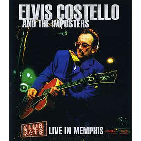 Elvis Costello: Club Date - Live in Memphis (US)