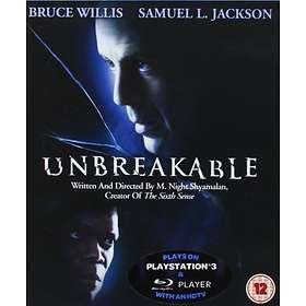 Unbreakable (2000) (UK)
