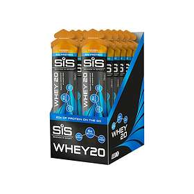 Science In Sport WHEY20 Gel 78g 12pcs
