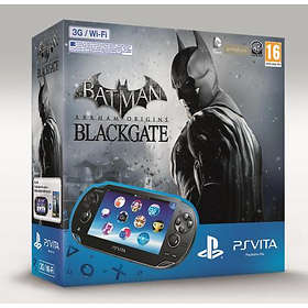 Sony PlayStation Vita 3G (+ Batman: Arkham Origins Blackgate)