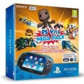 Sony PlayStation Vita (+ PS Vita Mega Pack)