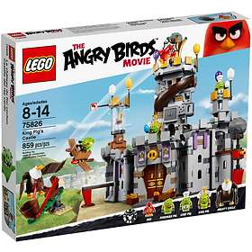 LEGO The Angry Birds Movie 75826 Kuningaspossun Linna