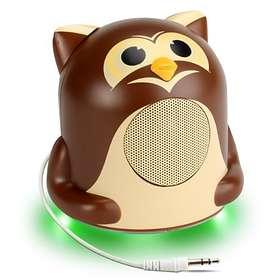 GOgroove Animal Speaker Owl