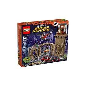 LEGO Super Heroes 76052 Batman Classic TV Series – Batcave