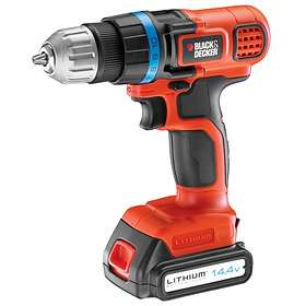 Black & Decker EGBL14K (1x1,5Ah)