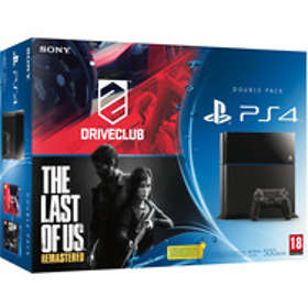 Sony PlayStation 4 500GB - Double Pack