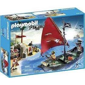 Playmobil Pirates 5646 Bataille dans l'île au Trésor