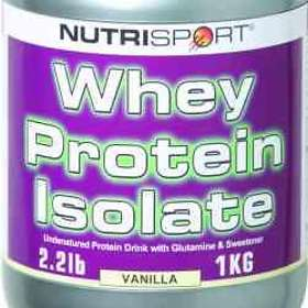 Nutrisport Whey Protein Isolate 5kg